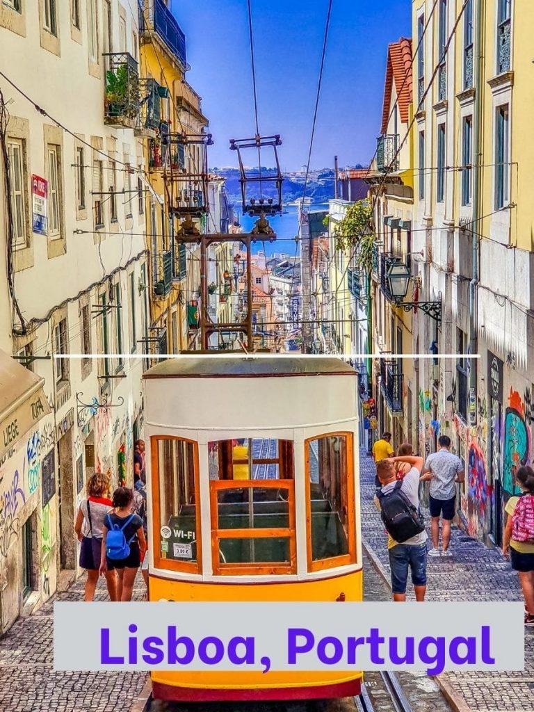 Aprende portugués para viajar a Lisboa